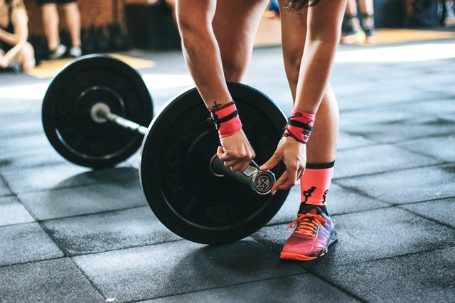 weight lifting exercises for beginners