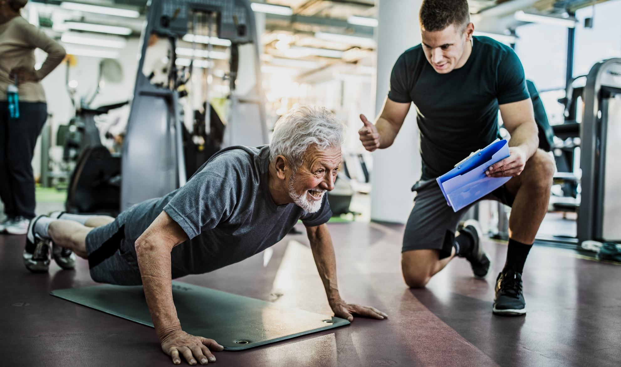 why you need a personal fitness trainer