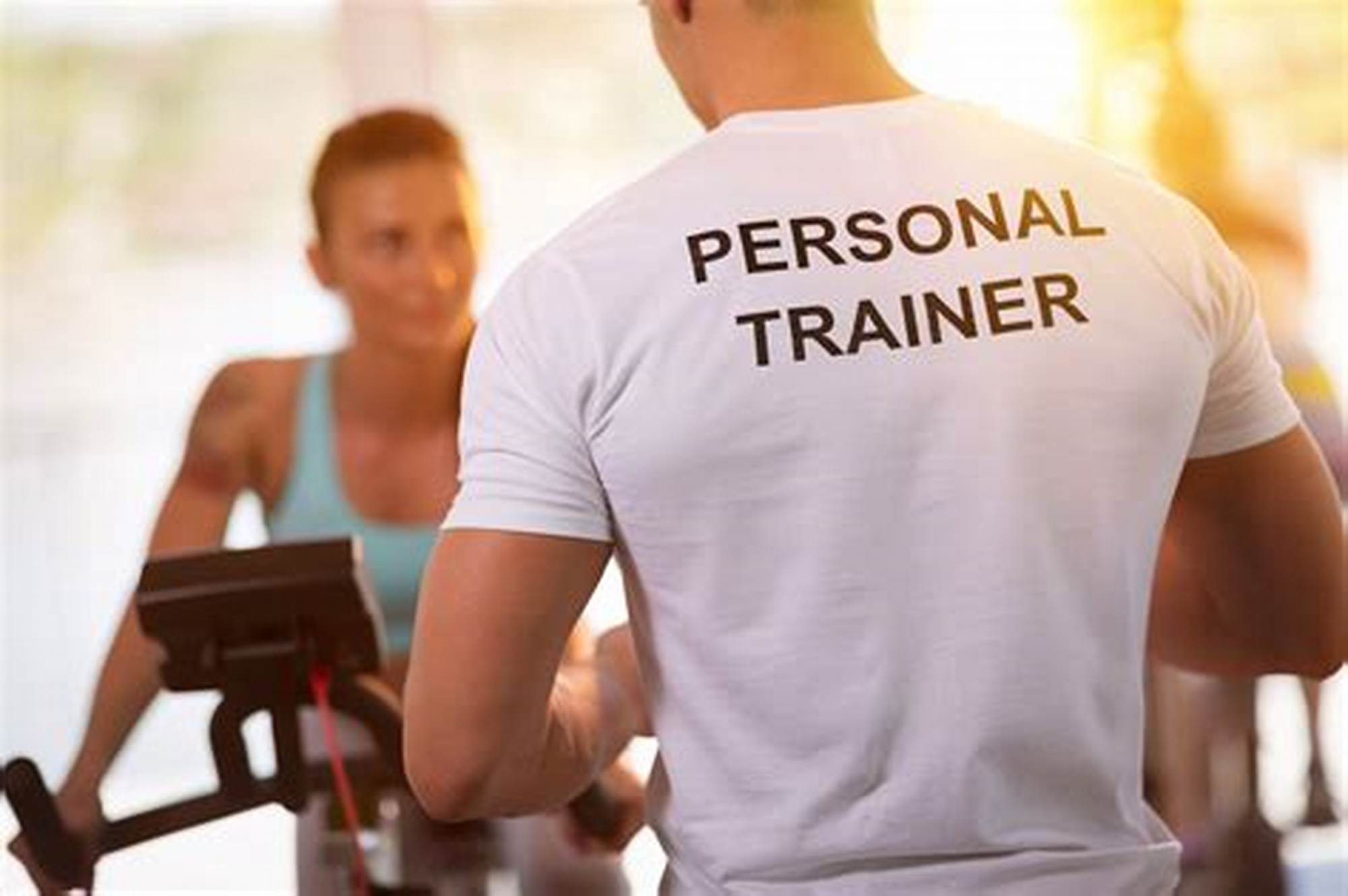 Know a good personal trainer